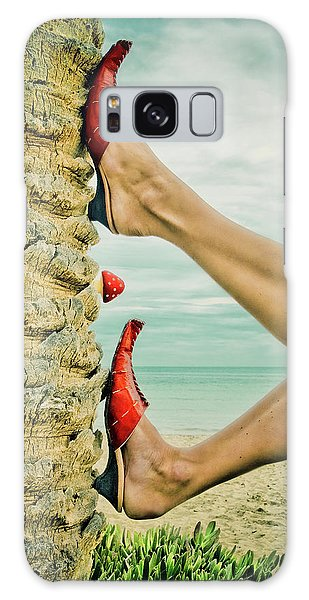 Creative Galaxy Case - Upside Down You're Turning Me by Ambra