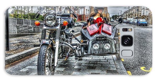 Ural Wolf 750 And Sidecar Galaxy Case