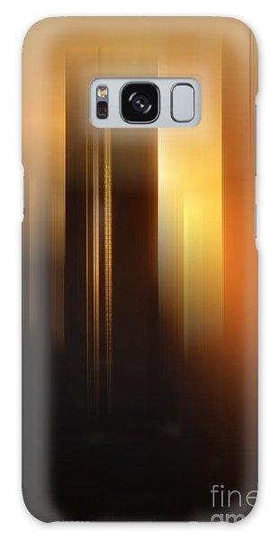 Urban Dawn II Galaxy Case