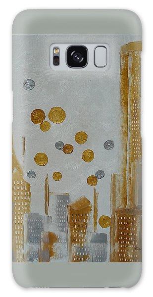 Urban Polish Galaxy Case by Judith Rhue