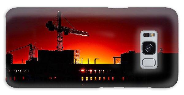 Urban Sunrise Galaxy Case