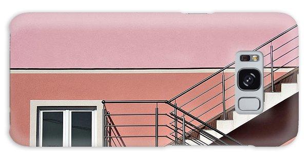 Handrail Galaxy Case - Urban Texture  - Croatia by Arnon Orbach