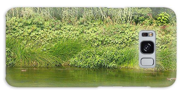 Urban Wildlife Habitat - Los Angeles River Galaxy Case