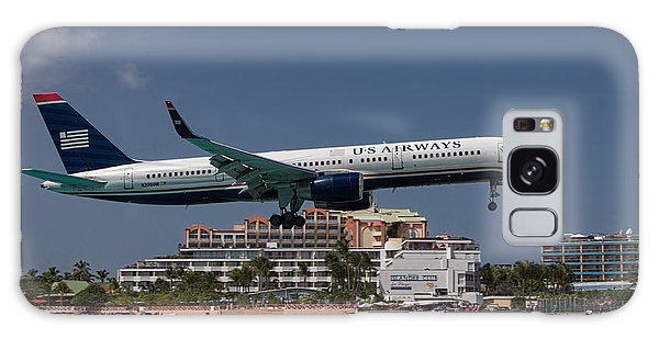 U S Airways At St Maarten Galaxy Case