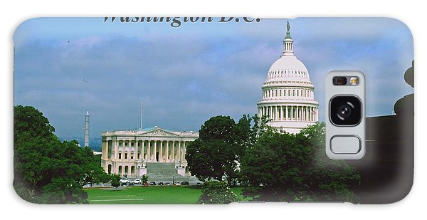 U.s. Capitol Galaxy Case by Gary Wonning