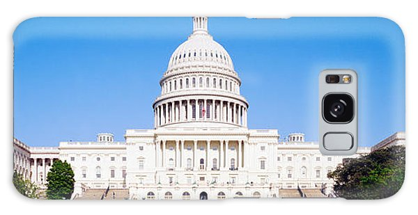 Capitol Building Galaxy S8 Case - Us Capitol, Washington Dc, District Of by Panoramic Images