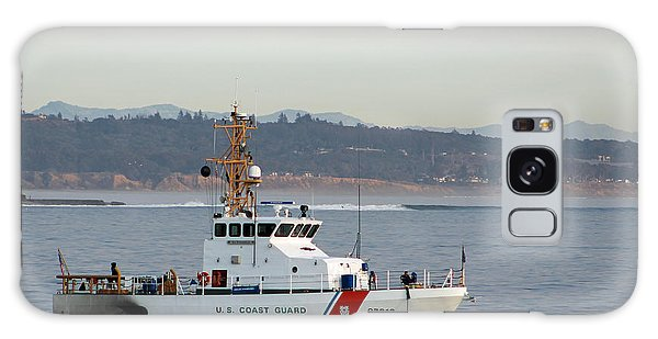 U.s. Coast Guard Cutter - Hawksbill Galaxy Case