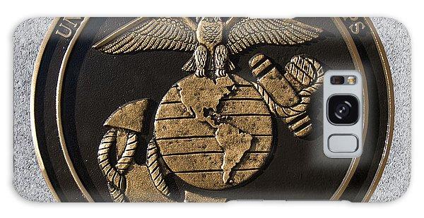 Us Marine Corps Galaxy Case