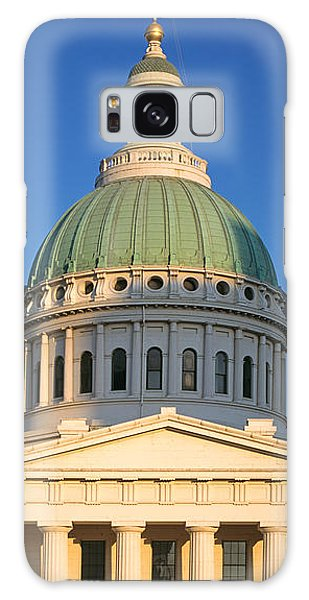 St Louis Mo Galaxy Case - Us, Missouri, St. Louis, Courthouse by Panoramic Images