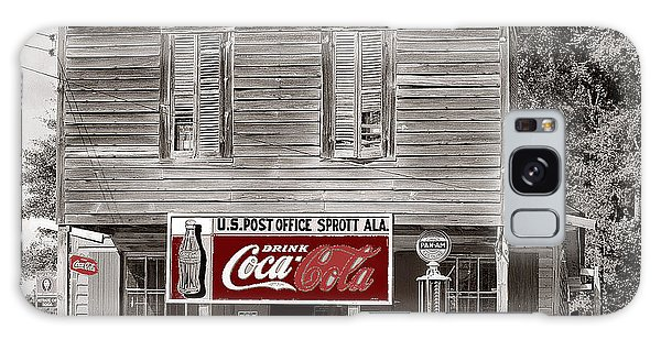 U.s. Post Office General Store Coca-cola Signs Sprott  Alabama Walker Evans Photo C.1935-2014. Galaxy Case
