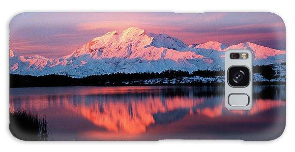 Usa, Alaska, Denali National Park Galaxy Case