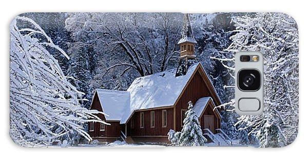 Usa, California, Yosemite Park, Chapel Galaxy Case