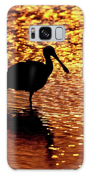 Usa, Florida, Vierra Wetlands Galaxy S8 Case