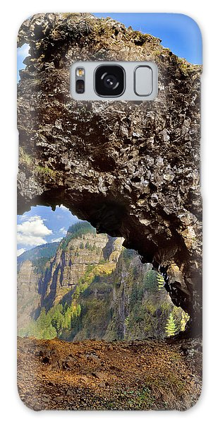 Basalt Galaxy Case - Usa, Oregon Rock Of Ages Arch by Jaynes Gallery