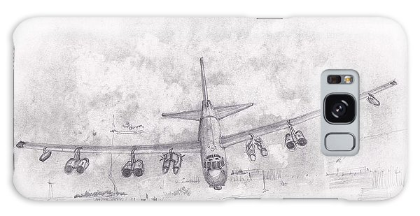 Usaf B-52 Stratofortress Galaxy Case by Jim Hubbard