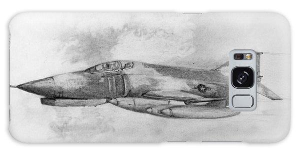 Usaf F-4 Phantom Galaxy Case by Jim Hubbard