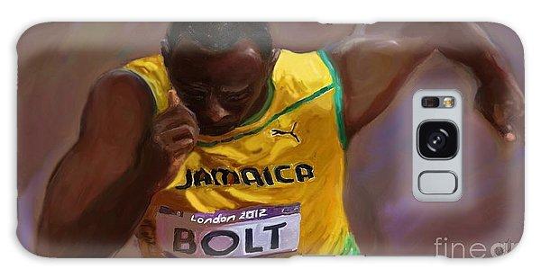Usain Bolt 2012 Olympics Galaxy Case
