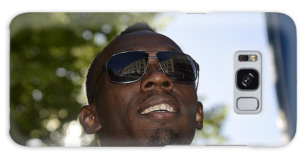 Usain Bolt - The Legend 1 Galaxy Case