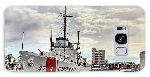 Uscg Cutter Taney Galaxy Case by JC Findley