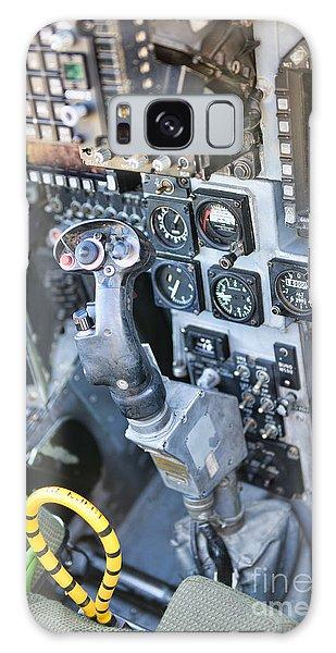 Usmc Av-8b Harrier Cockpit Galaxy Case