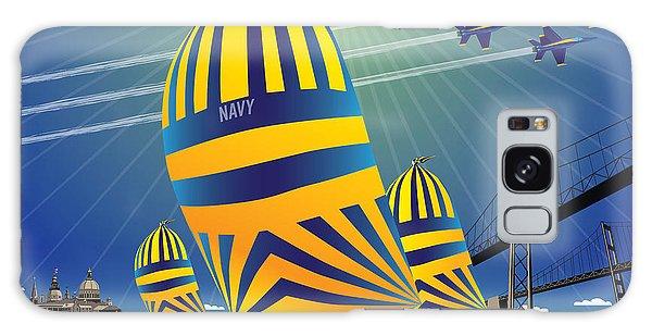 Usna High Noon Sail Galaxy Case