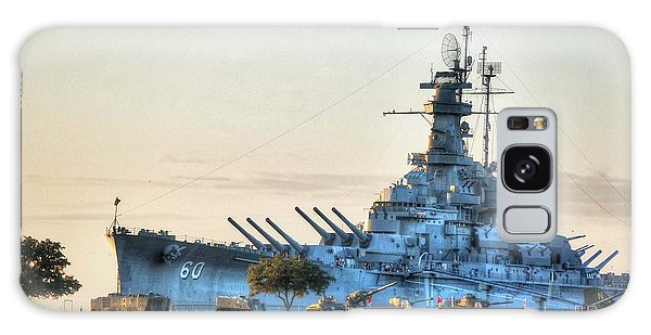 Uss Alabama Galaxy Case