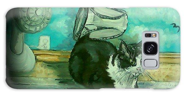 Uss Catboat Galaxy Case