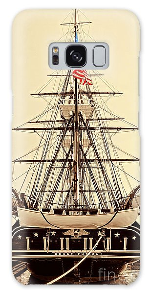 Uss Constitution Galaxy Case