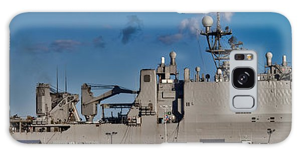 Uss Fort Mchenry Galaxy Case