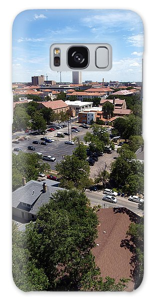 Ut Tower 2009 And Campus Area Galaxy Case
