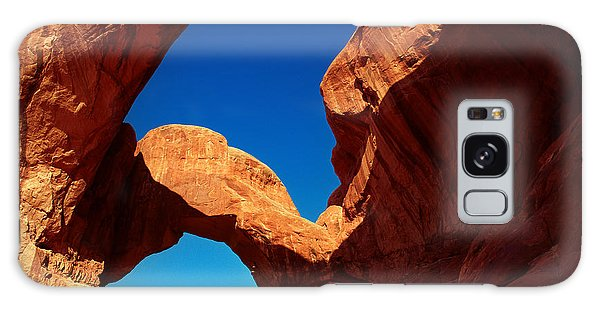 Utah - Double Arch Galaxy Case