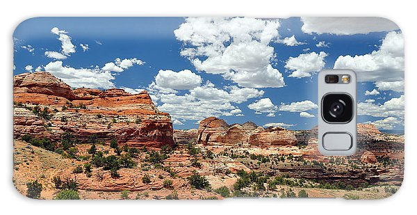 Galaxy Case featuring the photograph Utah by Matthew Chapman