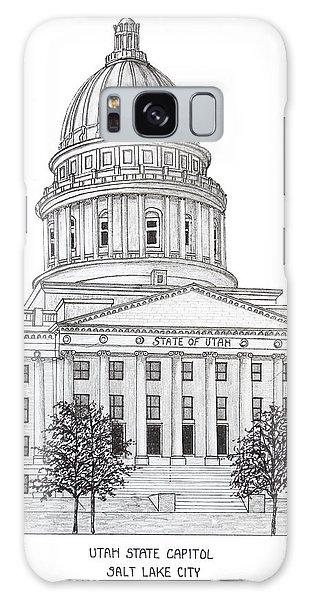 Utah State Capitol Galaxy Case