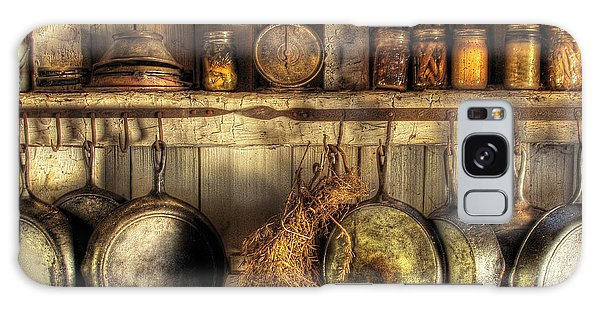Utensils - Old Country Kitchen Galaxy Case