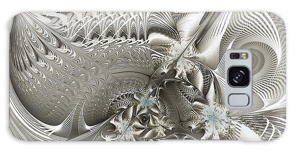 Fractal Design Galaxy Case - Utopia-fractal Art by Karin Kuhlmann