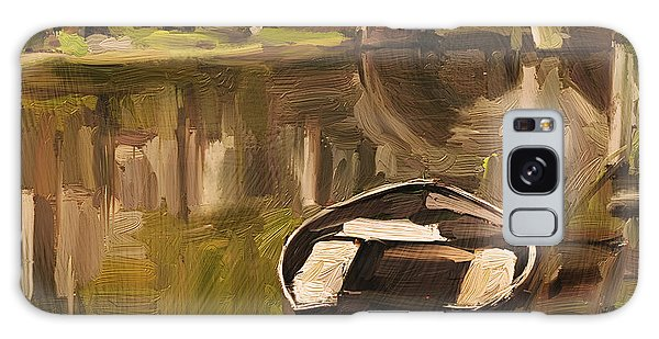 Utrecht - Oude Gracht By Briex Galaxy Case by Nop Briex