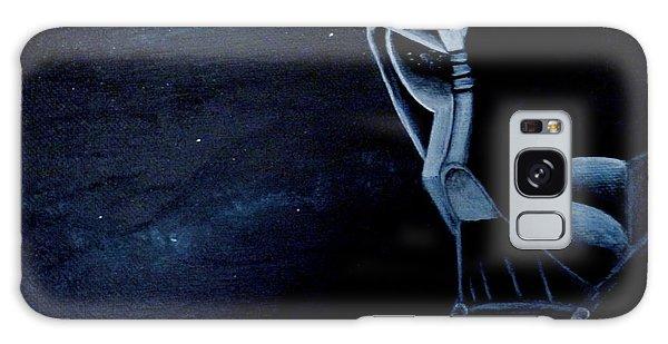 Vader Galaxy Galaxy Case by Dan Wagner