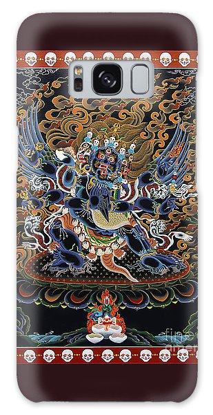 Vajrakilaya Dorje Phurba Galaxy Case