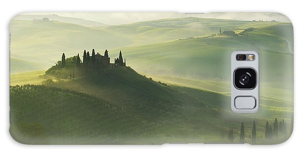 Val D'orcia Galaxy Case