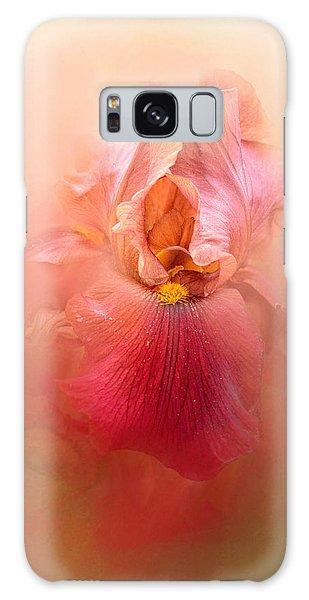Valentine Iris Galaxy Case