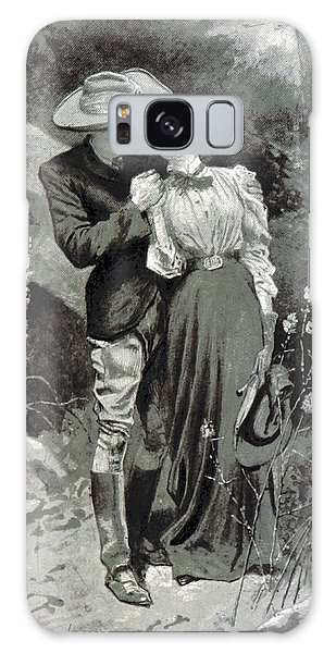 Valentines Day, 1898 Galaxy Case by British Library