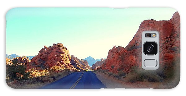 Valley Of Fire Drive Galaxy Case