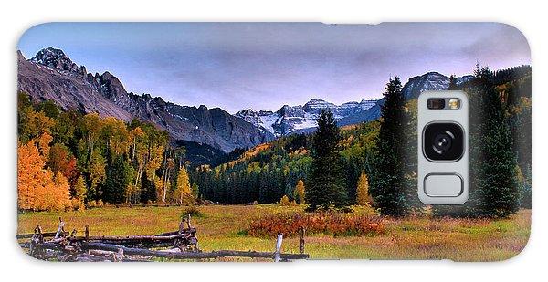 Valley Of Mt Sneffels Galaxy Case by Steven Reed