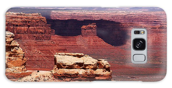 Valley Of The Gods Galaxy Case by Butch Lombardi