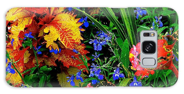 Van Gogh's Garden Galaxy Case