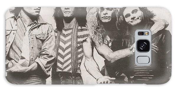 Van Halen Galaxy Case by Jeff Ridlen