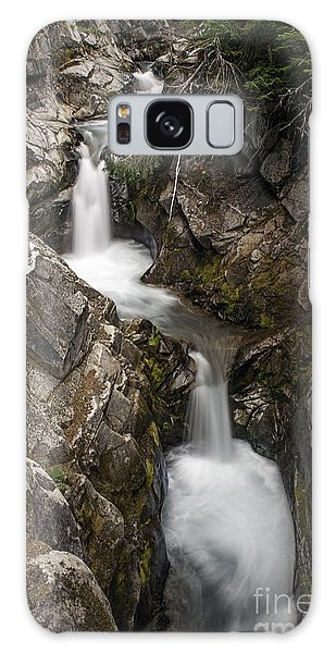Van Trump Creek Galaxy Case by Sharon Seaward