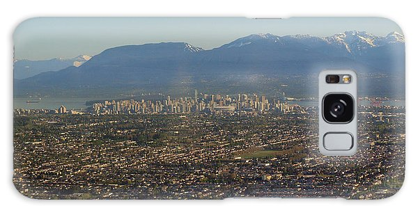 Vancouver At A Glance Galaxy Case