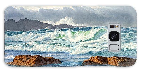 Vancouver Island Surf Galaxy Case