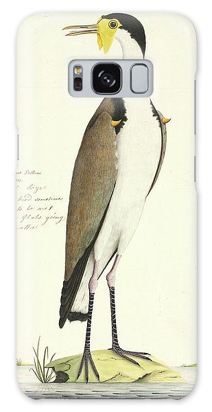 Lapwing Galaxy Case - Vanellus Miles by Natural History Museum, London